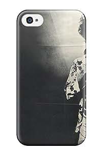 New NKThTTi6827Zwkmb Jimi Hendrix Tpu Cover Case For Iphone 4/4s