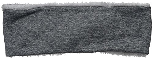 Champion Women's Authentic Twisted Headband, Light Heather Grey, One Size