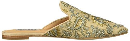 WoMen Flat Loafer Phoebe Mischka Platino Badgley S5x7qzwHn