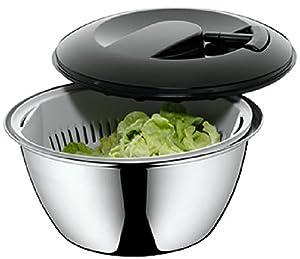 WMF 0644706040 Salatschleuder Gourmet
