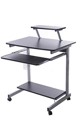 Merax computer desk table home office furniture workstation student study buy online in uae Home furniture online uae