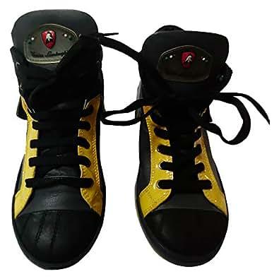 Lamborghini Shoe For Boys (Size 32) [Black]