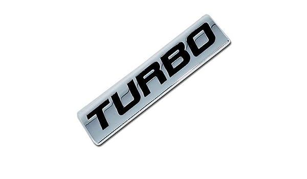 CHROME//BLACK METAL 2.2L ENGINE RACE MOTOR SWAP EMBLEM BADGE FOR TRUNK HOOD DOOR