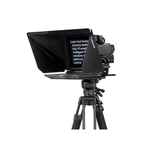 Autoscript EVO-IPS15 On-Camera Package with 15-Inch Prompt Monitor and  Carbon Fiber Hood