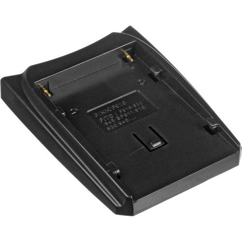 Watson Battery Charger Adapter Plate for Canon BP-900 Series - Accepts Canon BP-911, BP-915, BP-924, BP-927, BP-930, BP-941, BP-945, BP-950G, BP-955, BP-970G, or BP-975 Type Battery P1511