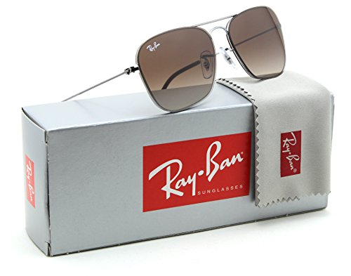 Ray-Ban RB3603 Unisex Brown Gradient Sunglasses ()