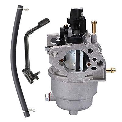 Trustsheer 0J58620157 GP5500 Carburetor for Generac GP5000 GP6500 GP6500E GP7500E 389cc 8125W Jingke Huayi Kinzo Ruixing 13HP 14HP 15HP 16HP 188F 190F Portable Generator + Air Filter Tune Up Kit : Garden & Outdoor