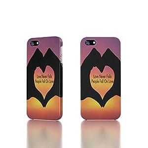 Apple iPhone 4 / 4S Case - The Best 3D Full Wrap iPhone Case - love
