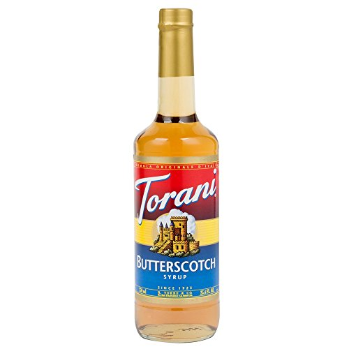 Torani Butterscotch Syrup 750mL