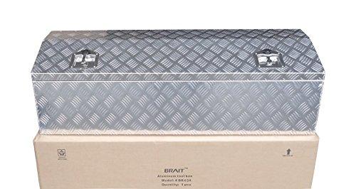 Top Side Tool (Brait BR44 Aluminum Truck Pickup tool Box ATV Trailer Garage Storage Top-Side Open)