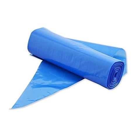 PME Bolsas de Manga Pastelera Azul Desechables 45 cm (18-Pulgadas), Paquete de 100
