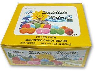 Satellite Wafers   240 Ct  Box 240 Ct  Box