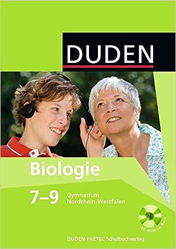 Duden Biologie 7-9