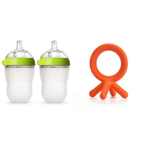 Comotomo Bottle Teether Double Teethers
