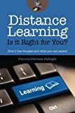 Distance Learning, Patricia Pedraza-Nafziger, 0989904202