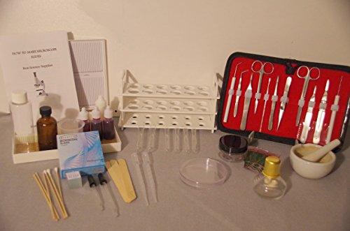 Microscope Slide Making Set - Advanced Level AA