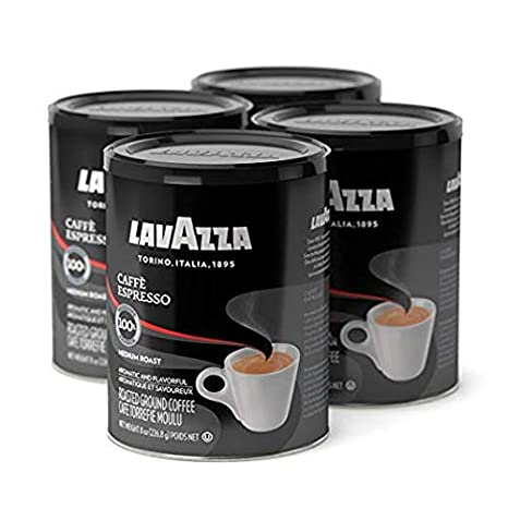 Lavazza Espresso Ground: Amazon.com: Grocery & Gourmet Food