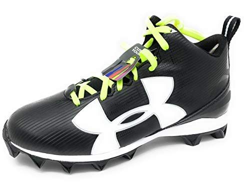 Armour Crusher Under - Under Armour Men's UA Crusher RM Black/White Athletic Shoe