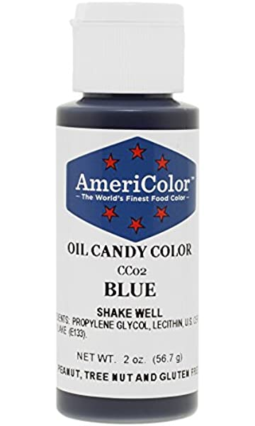 americolor candy oil blue 2 ounce candy oil color - Buy Candy By Color
