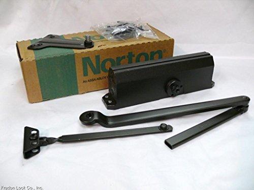 Norton Closers 1601690 1601 690 Dark Bronze Closer, Sex Nuts by Norton Closers