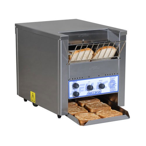 Belleco JT2 800 Slice & Hr Conveyor Toaster - 120V by Belleco