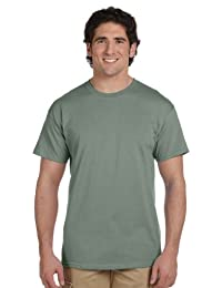 Fruit of the Loom 5 oz. 100% Heavy Cotton HD T-Shirt ( Pack of 3 )
