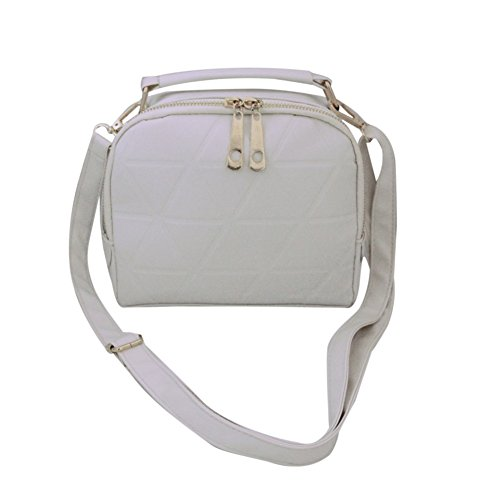 Handbag Messenger Color Domybest Crossbody Beige Candy Bag Shoulder Lady Chain d6ZxwnqFg