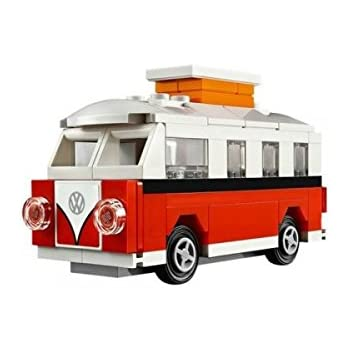 lego creator volkswagen camper van 40079. Black Bedroom Furniture Sets. Home Design Ideas