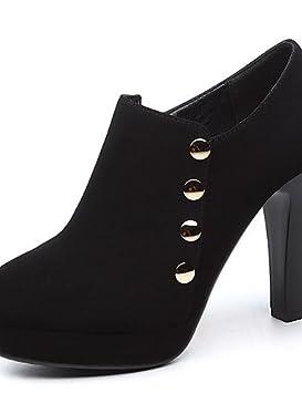 GGX/ Zapatos de mujer-Tacón Cono-Tacones-Tacones-Boda / Vestido