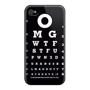 High Quality Optical Test Cases For Iphone 6 / Perfect Cases