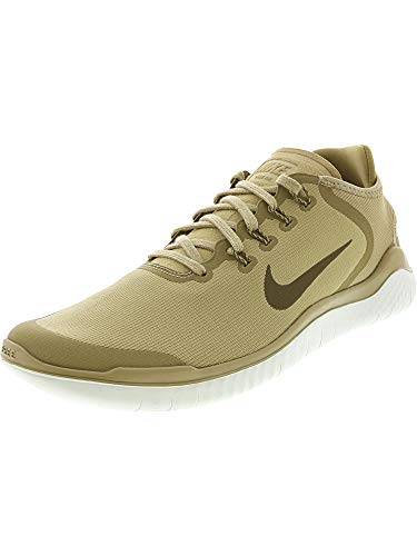 Nike Free RN 2018 Sun Running Shoe (10 D(M) US, Neutral Olive/Medium Olive)