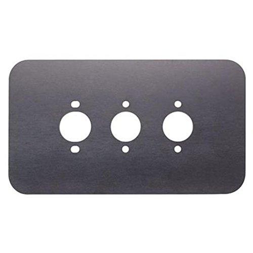 (Brake/Clutch Master Cylinder Pedal Firewall Brace Mount Plate)