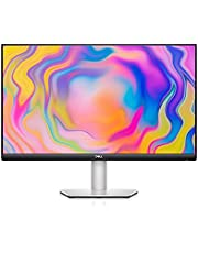 $379 » Dell S2722QC 27-inch 4K UHD 3840 x 2160 60Hz Monitor, 8MS Grey-to-Grey Response Time (Normal Mode), Built-in Dual 3W Integrated Speakers, 1.07 Billion Colors, Platinum Silver (Latest Model)