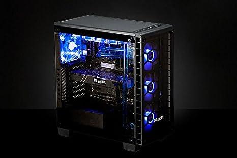 Ordenador Ada Viki Ed GWB17 (REFRIGERACIÓN LÍQUIDA Modular, i5-7600K, 8GB DDR4 3.000MHz, GTX1060 6GB, SSD 250GB PCIe 3.200MB/s): Amazon.es: Informática