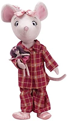 Madame Alexander 18 Angelina Ballerina In Pjs Cloth Doll from Madame Alexander