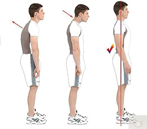 della Spalla e della Schiena per Una Postura Migliore Dream-D Correttore posturale Approvato dalla FDA per Donne e Uomini Completamente Regolabile per Il Rilievo del Collo