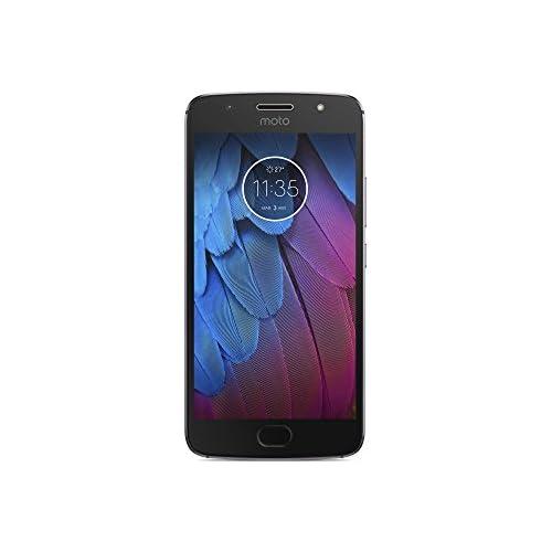 chollos oferta descuentos barato Motorola Moto G5S Smartphone Libre de 5 2 Full HD 3 000 mAh batería cámara de 16 MP 3 GB de RAM 32 GB Almacenamiento procesador Snapdragon de 1 4 GHz Color Gris
