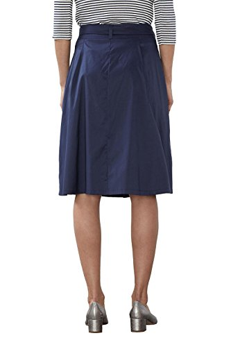 Gonna Esprit Blu Collection navy Donna 4zpA5xqUzw