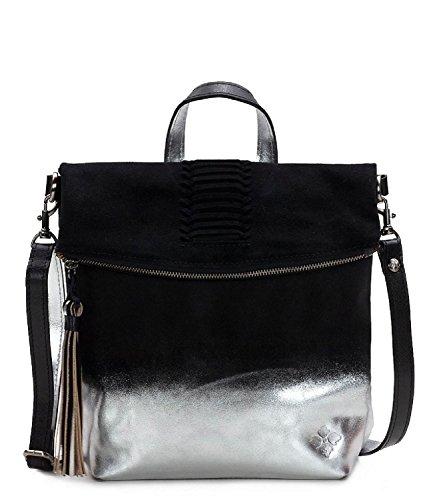 Patricia Nash Metallic Dip Dye Lucille Convertible Backpack/Handbag (Copper Metallic Leather Handbags)