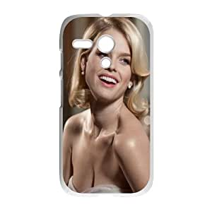 Celebrities Alice Eve Motorola G Cell Phone Case White Protect your phone BVS_574062