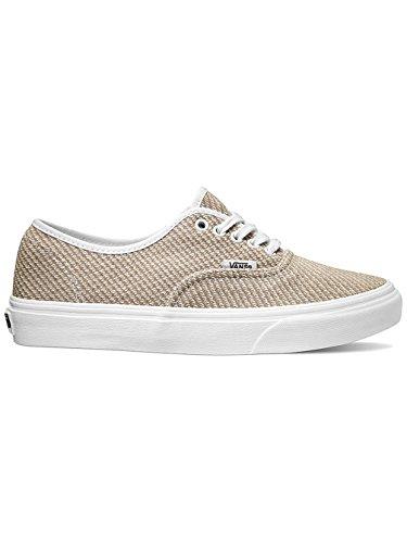 Vans Unisex-erwachsene Autentiche Sneakers Snelle (jersey) Smoke / True White