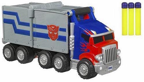 Optimus Prime Battle Rig Blaster ()