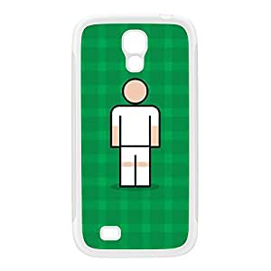 Copenhagen White Silicon Rubber Case for Galaxy S4 by Blunt Football European + FREE Crystal Clear Screen Protector