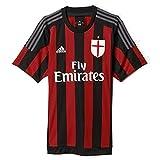 Adidas Men's Ac Milan Fc Home Jersey 20-22 Black