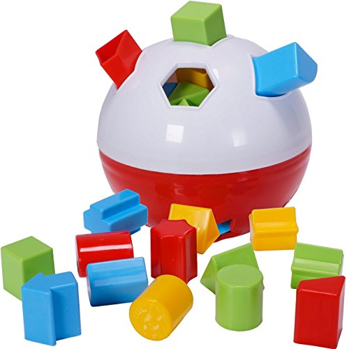 Permalink to New Mannequin CifToys Instructional Form Sorter Ball Youngsters Toys | Develop Tremendous Motor Abilities, Have Enjoyable, Study About Shapes & Colours (Pink-White)  Evaluations