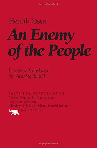 An enemy of the people essay