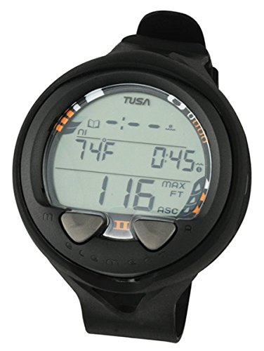 Best Tusa Dive Computers - Tusa IQ-750 Element II Wrist