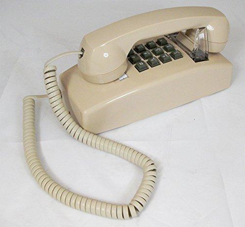 New 255444-VBA-20MD Wall ValueLine ASH (Corded Telephones) (Wall Mount Rotary Phone)