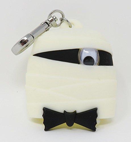 Bath & Body Works PocketBac Hand Gel Holder Black Tie -