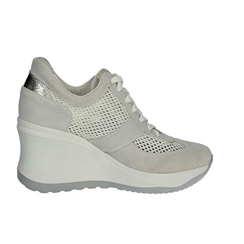 By 1800 Sneakers Chambers Donna A Agile Rucoline Bianco Soft 7qvwxnd